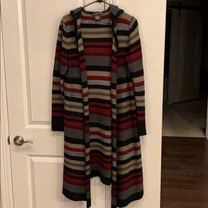 Stripe maxi Sweater